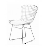 Wire side Chair